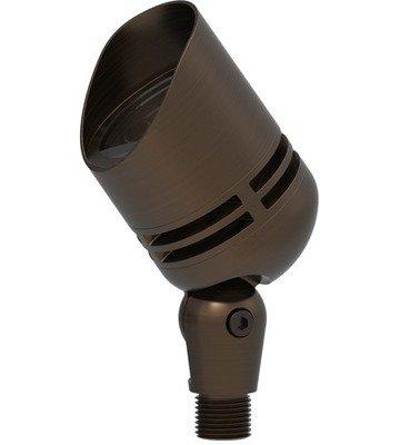 C202 - 12V  8 WATTS SMALL ANTIQUE BRASS (SPOT LIGHT)
