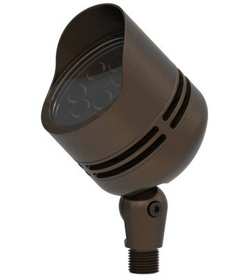 C203 - 12V 8 WATTS ANTIQUE BRASS (SPOT LIGHT)