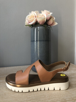 Coconut Leather Sandal