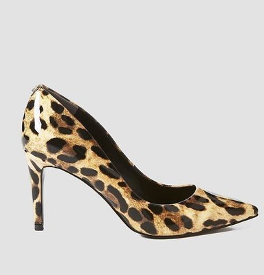 Bennie Animalier Court Shoe