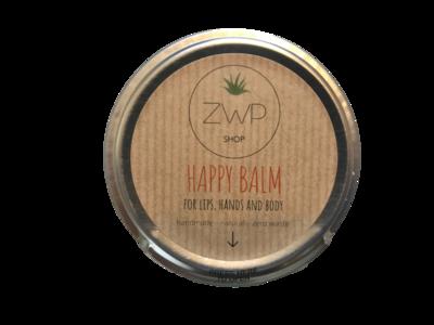 Natürliche Happy Balm Lippenpomade
