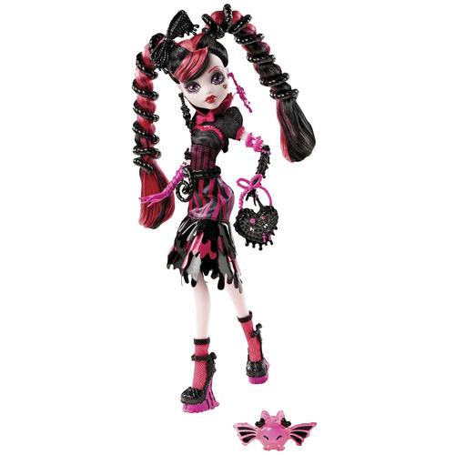 00552 ЭКСКЛЮЗИВ!Монстр Хай кукла Дракулаура (Draculaura) серия
