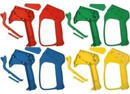 SUTTNER COLOURED PLASTIC GUN COVERS