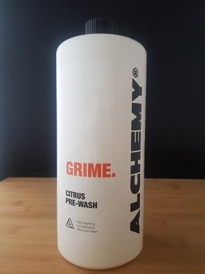 ALCHEMY GRIME CITRUS PRE WASH 1LT