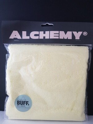 ALCHEMY EDGELESS BUFFFING TOWEL