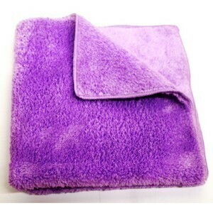 MAMMOTH PURPLE CANARY EXTRA SOFT BUFFING TOWEL