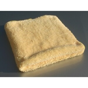MAMMOTH FURRY CANARY EXTRA SOFT BUFFING TOWEL