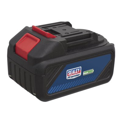 SEALEY POWER TOOL BATTERY 18V 4Ah Li-ion for CP18VRP & CP18VOP