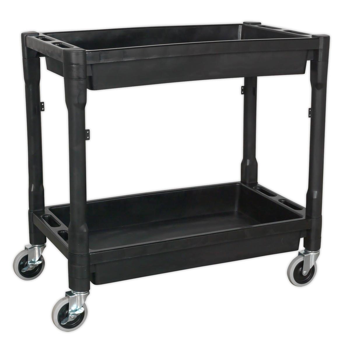 SEALEY  TROLLEY 2 LEVEL COMPOSITE HEAVY DUTY