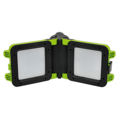 SEALEY SMD LED RECHARGEABLE FOLDING FLOODLIGHTS 20W