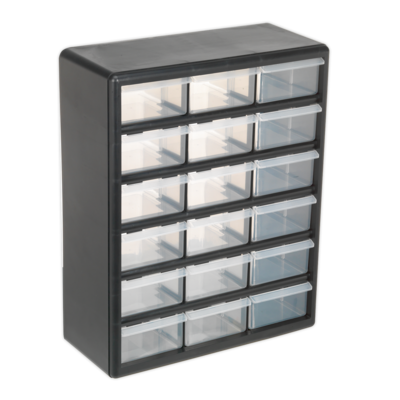 CABINET BOX 18 DRAWER