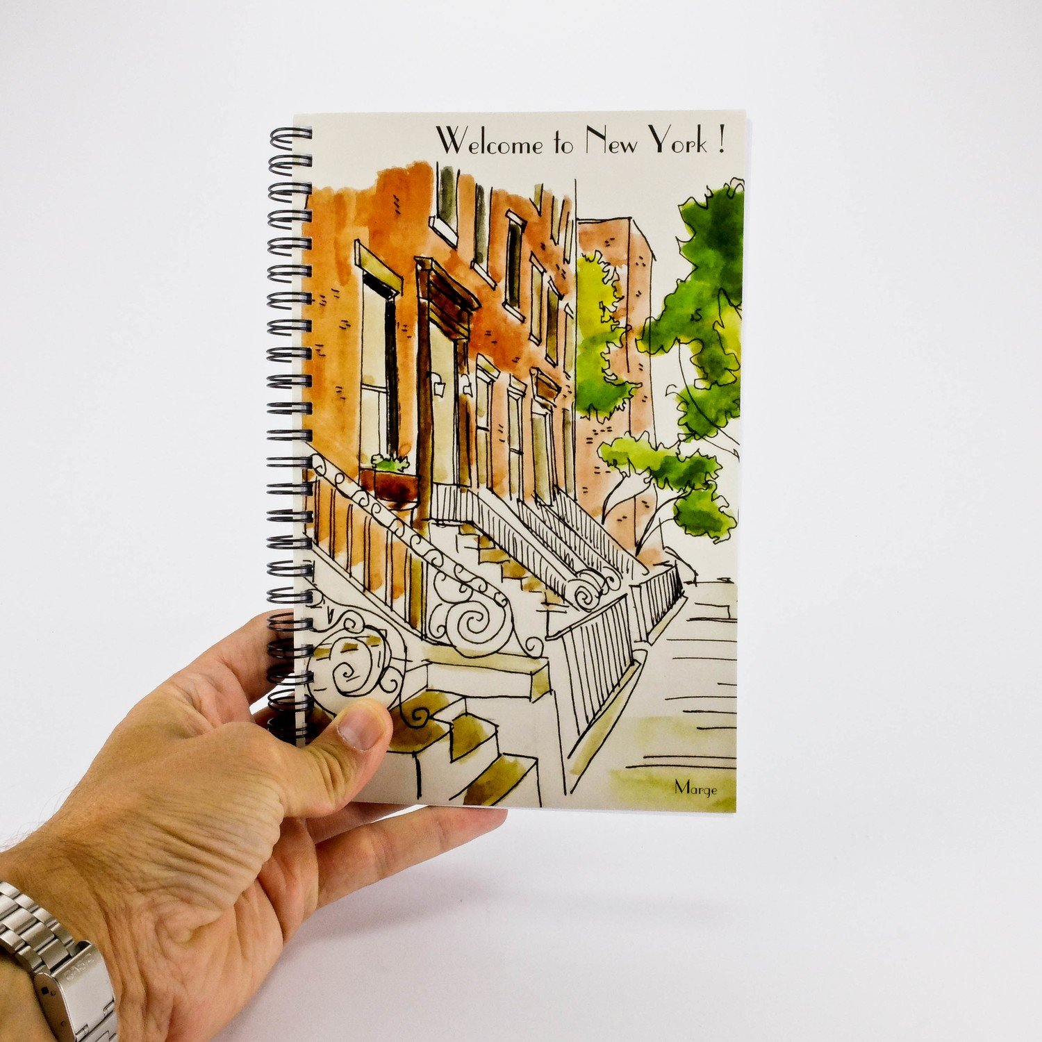 Marge Carnet Welcome to New York