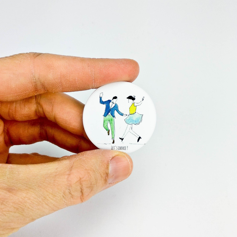 Badges Let's dance