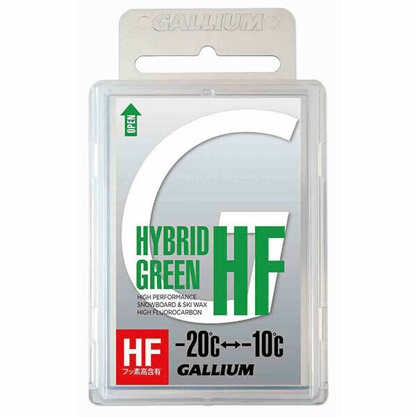 HYBRID HF GREEN