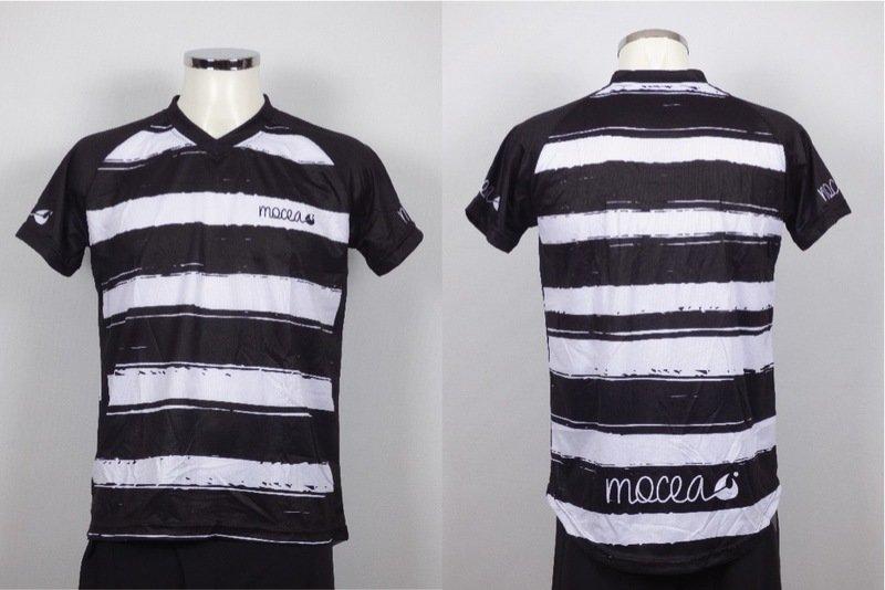 mocea stripes black n' white