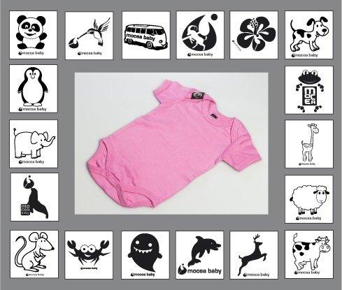 strampler powder pink