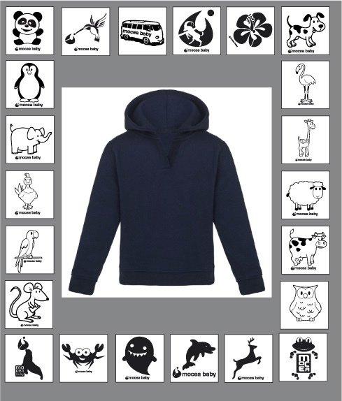 hoodie navy