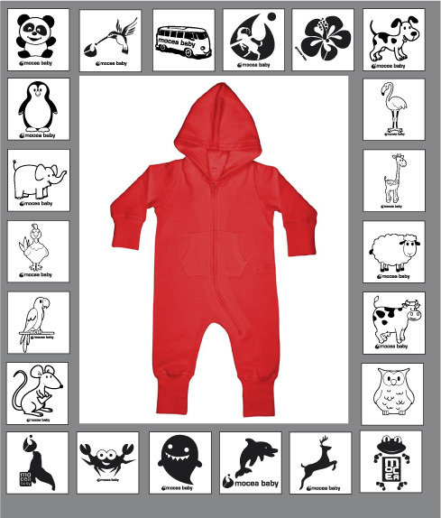 jumpsuit fire red