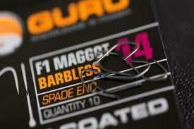 F1 Maggot Hook