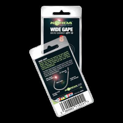 Wide Gape Hooks