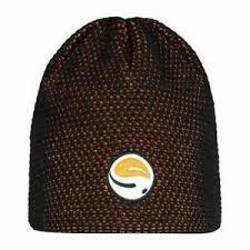 Skullcap Black / Orange