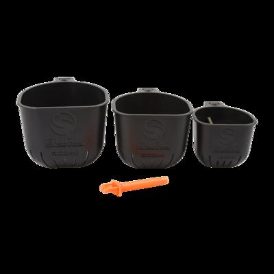 Rapid Release Pole Cups