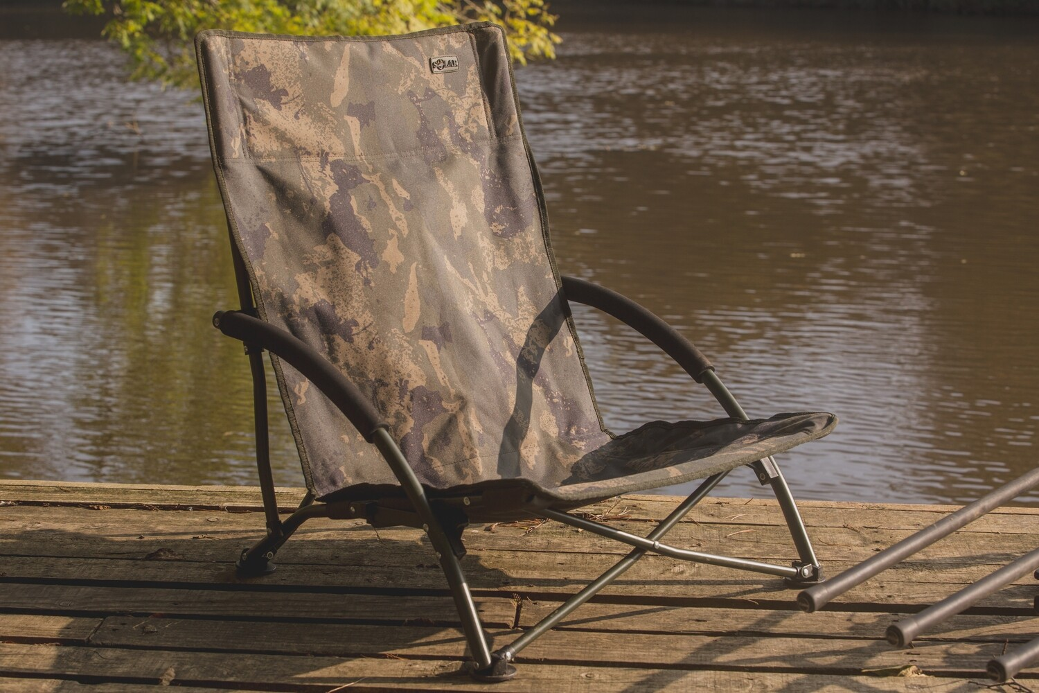 UNDERCOVER CAMO EASY CHAIR - LOW
