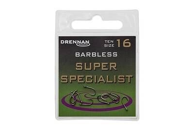 Super Specialist- Barbless Eyed