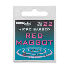 Red Maggot - Micro Barbed