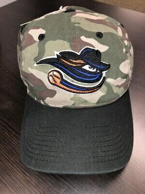 Camo Adj Hat