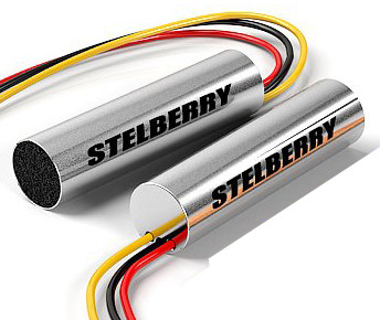 STELBERRY M-30, высокочувствительный активный микрофон с автоматической регулировкой