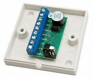 Z-5R контроллер в монтажной коробке