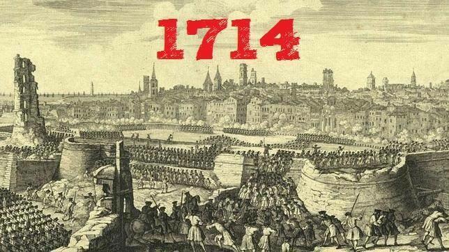 1714: escenaris i protagonistes de la guerra que va marcar per sempre Barcelona