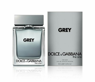 TESTER D&G THE ONE GREY 100 МЛ