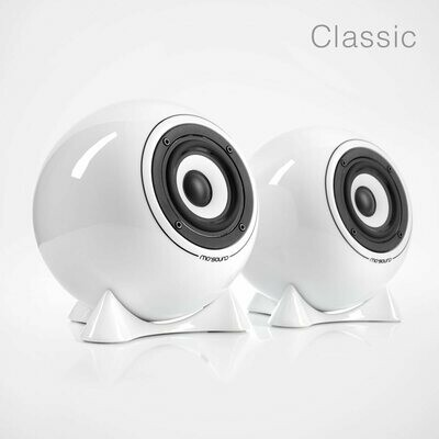 mo°sound Ball Speakers Classic