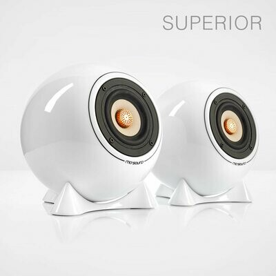 mo°sound Ball Speakers Superior