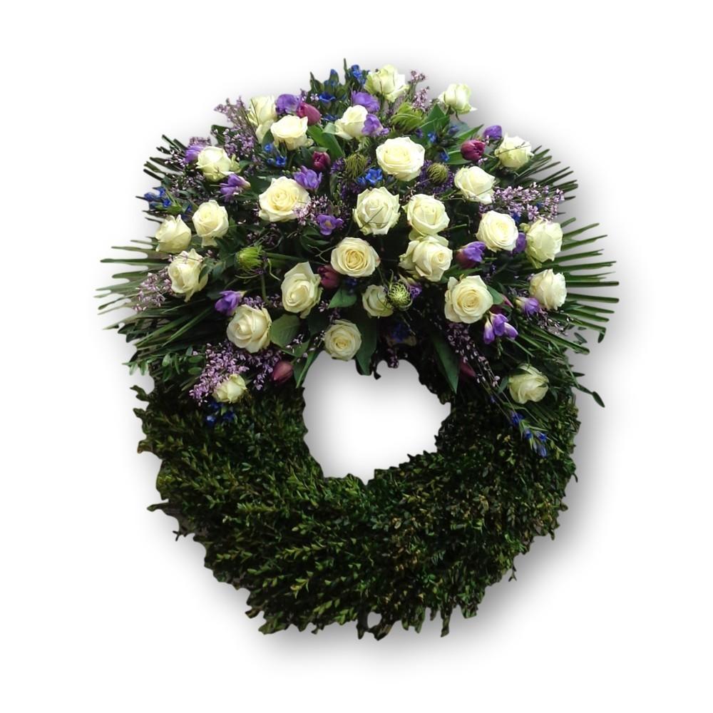 Bouquetkranz 'Frühling BK01'