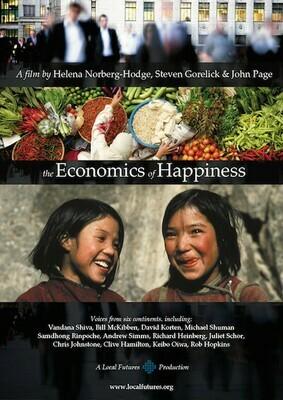 The Economics of Happiness - DVD