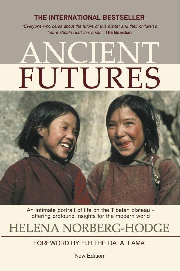 Ancient Futures - new edition - E-book