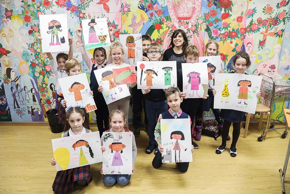 Мастер-класс: «Петит-феномен» или что такое хорошо и что такое плохо? для детей 4-6 лет