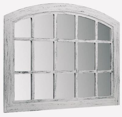 NWM62967 Clio Shabby Window Mirror