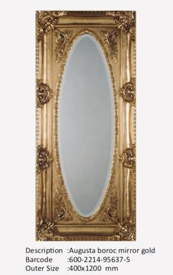 NWM95637-5 Augusta Baroq Gold Mirror
