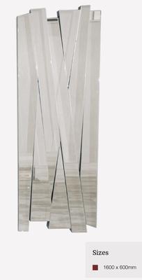 MC008 Contemporary mirror on mirror