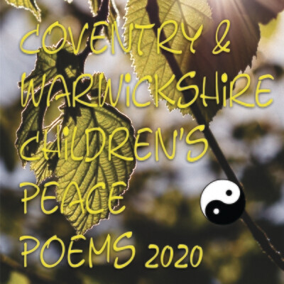 Coventry & Warwickshire Children's Peace Poems 2020 Paperback      including shipping in UK