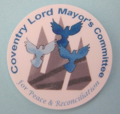 Lord Mayor's Committee Lapel Badge