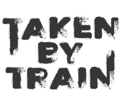 Font License for Taken by Train
