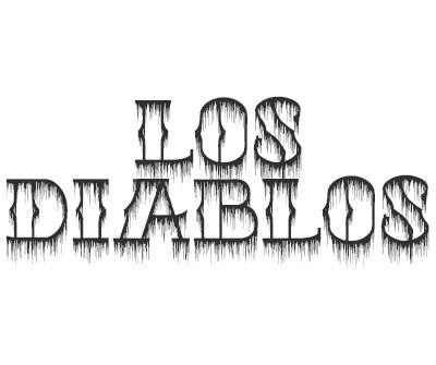 Font license for Los Diablos