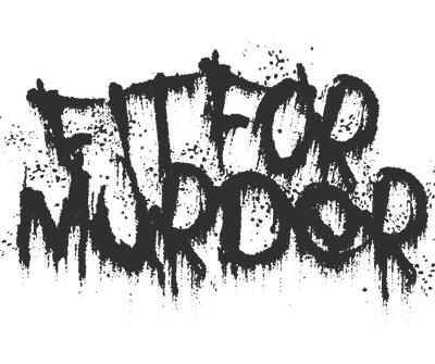 Font License Fit For Murder