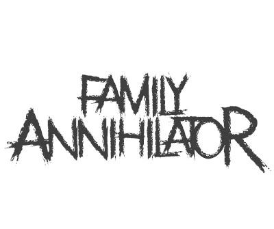 Font License for Family Annihilator