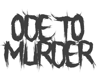 Font License for Ode to Murder